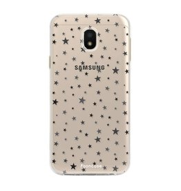 FOONCASE Samsung Galaxy J3 2017 - Stars