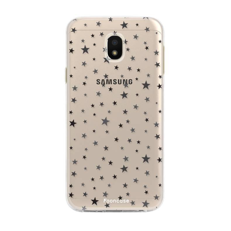 free shipping 97a9f fd07e FOONCASE   Stars phone case   Samsung J3 2017