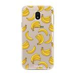 FOONCASE Samsung Galaxy J3 2017 - Bananas