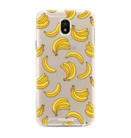 FOONCASE Samsung Galaxy J5 2017 - Bananas