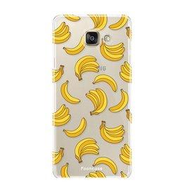FOONCASE Samsung Galaxy A5 2017 - Bananas