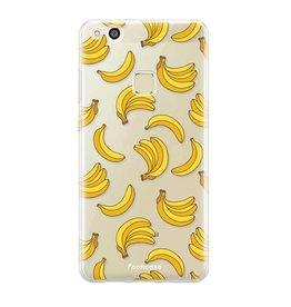 FOONCASE Huawei P10 Lite - Bananas