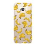 FOONCASE Samsung Galaxy S8 Plus - Bananas