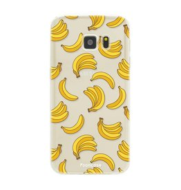 FOONCASE Samsung Galaxy S7 - Bananas