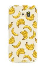 FOONCASE Samsung Galaxy S6 Handyhülle - Bananas