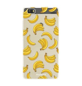 FOONCASE Huawei P8 Lite - Bananas