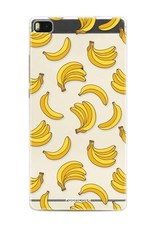 Huawei Huawei P8 Handyhülle - Bananas