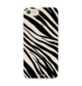 FOONCASE Iphone 8 - Zebra