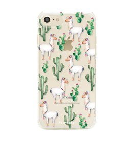 FOONCASE Iphone 8 - Lama