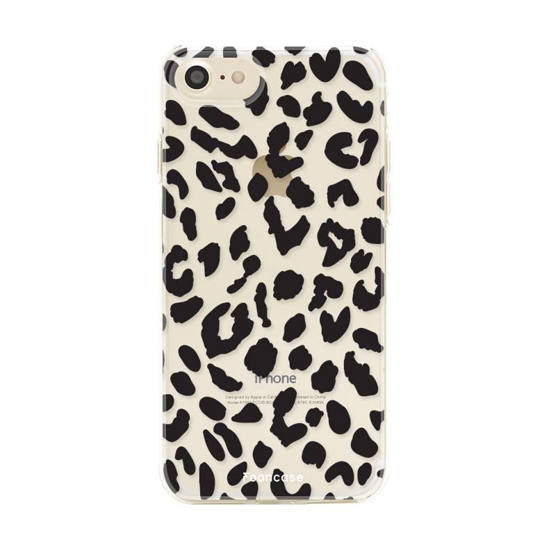 more photos df0a4 32bc9 FOONCASE | Leopard phone case | Iphone 8