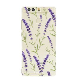FOONCASE Huawei P9 - Purple Flower