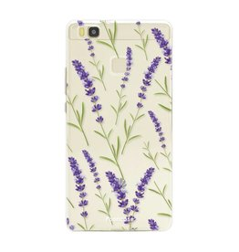 Huawei Huawei P9 Lite - Purple Flower