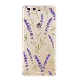 FOONCASE Huawei P10 - Purple Flower