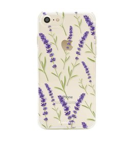 FOONCASE Iphone 8 - Purple Flower
