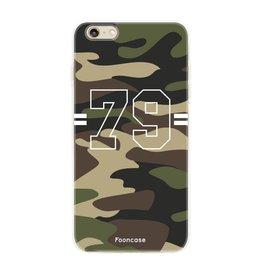 FOONCASE Iphone 6 / 6S - Tarnung