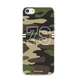 Apple Iphone 5 / 5S - Camouflage