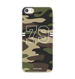 FOONCASE Iphone 5 / 5S - Camouflage