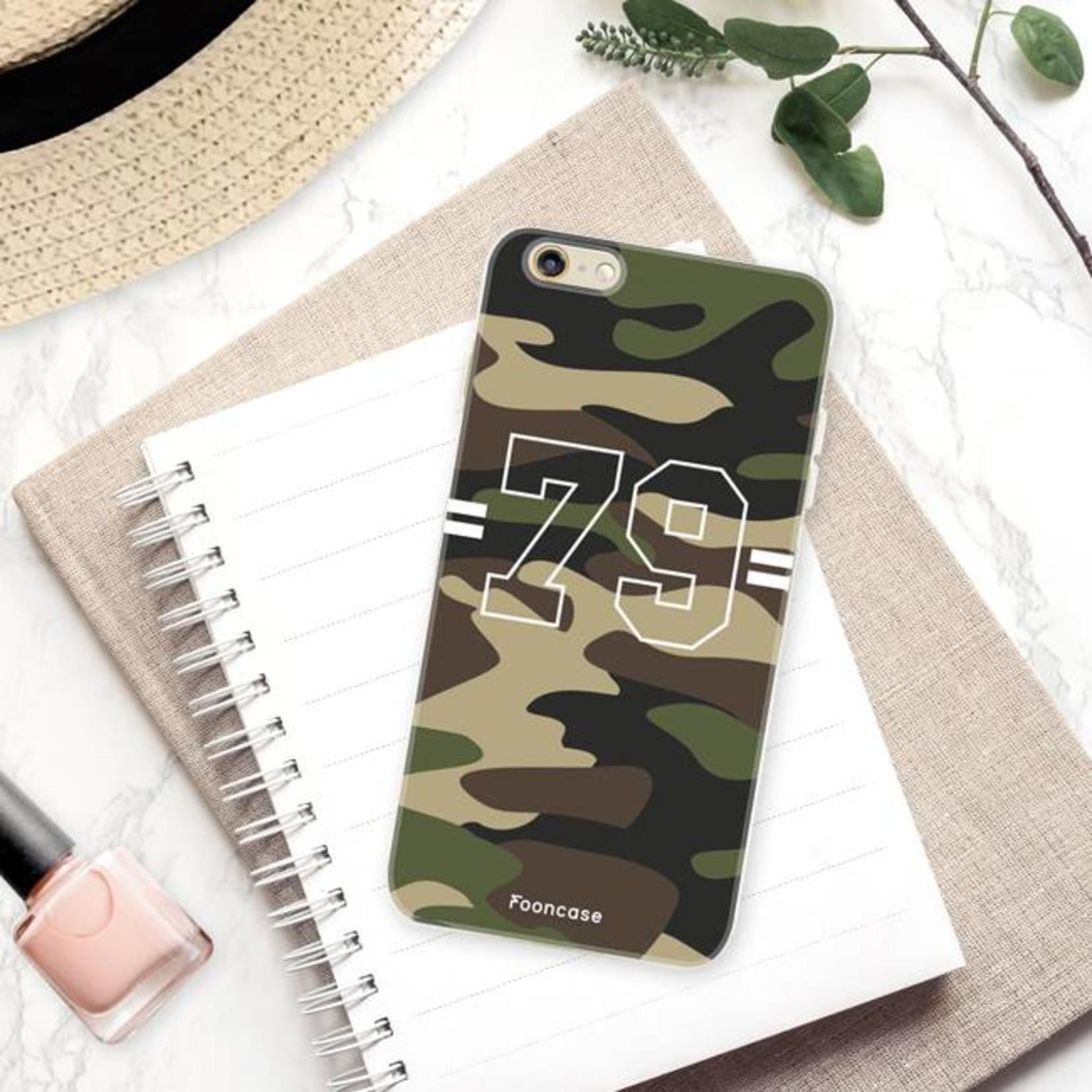 FOONCASE Iphone 6 Plus Handyhülle - Tarnung