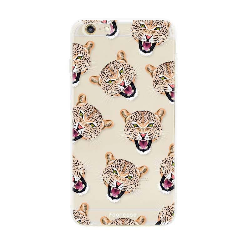 FOONCASE Iphone 6 / 6S Case - Cheeky Leopard