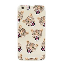 FOONCASE Iphone 6 Plus - Cheeky Leopard