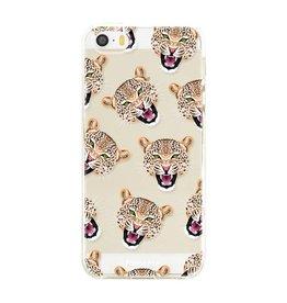 FOONCASE Iphone 5 / 5S - Cheeky Leopard