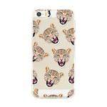 FOONCASE Iphone SE - Cheeky Leopard