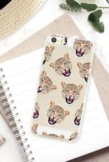 FOONCASE Iphone SE Case - Cheeky Leopard