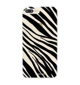 FOONCASE Iphone 8 Plus - Zebra