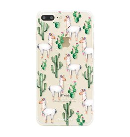 FOONCASE Iphone 8 Plus - Alpaca