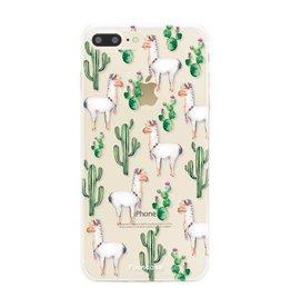 FOONCASE Iphone 8 Plus - Lama