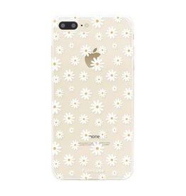 FOONCASE Iphone 8 Plus - Gänseblümchen