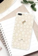 Apple Iphone 8 Plus Handyhülle - Gänseblümchen