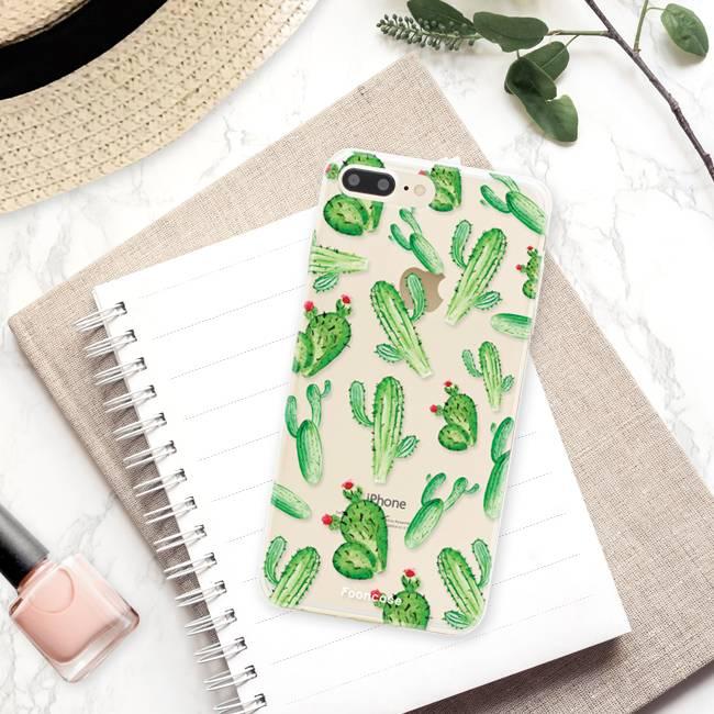 FOONCASE Iphone 8 Plus Case - Cactus