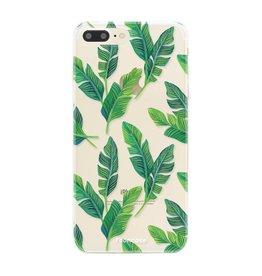 FOONCASE Iphone 8 Plus - Banana leaves