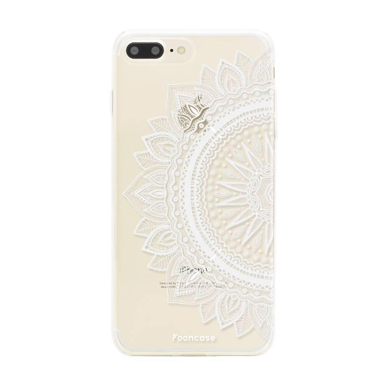 Apple Iphone 8 Plus hoesje - Mandala