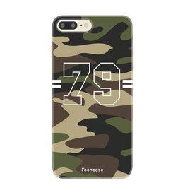 FOONCASE Iphone 8 Plus - Camouflage