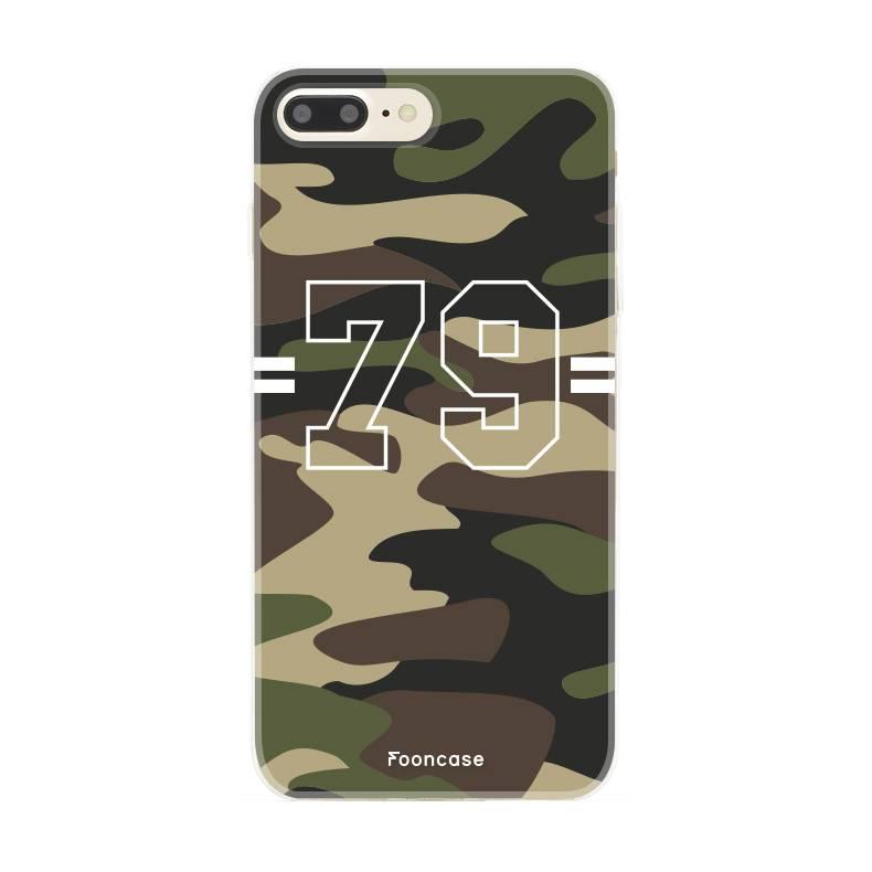 FOONCASE Iphone 8 Plus Case - Camouflage