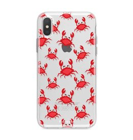 FOONCASE Iphone X - Crabs