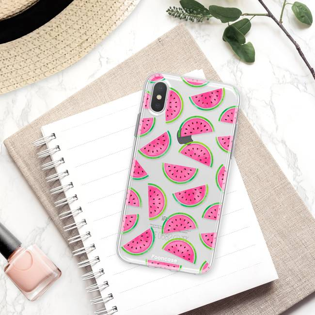 FOONCASE Iphone X Case - Watermelon