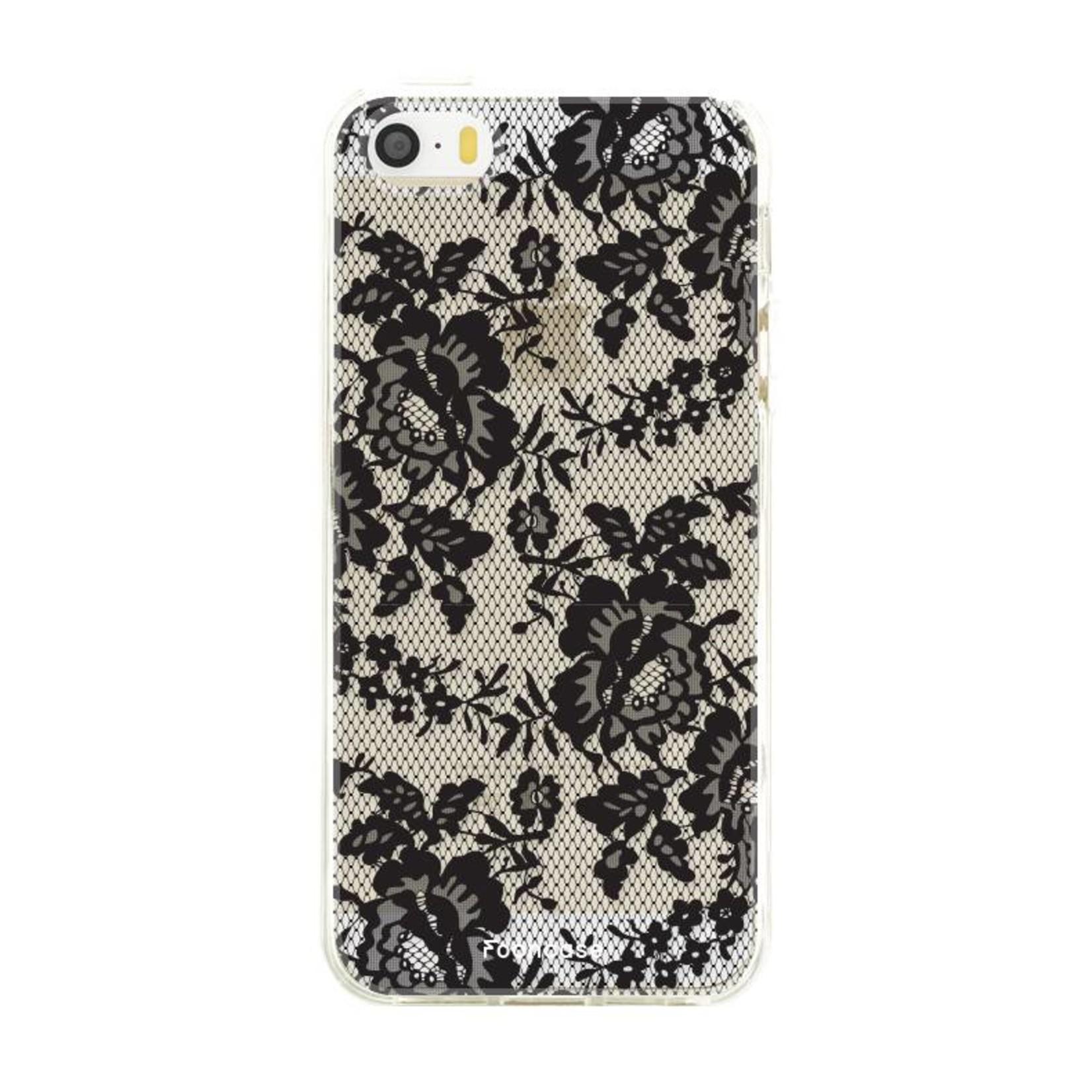 FOONCASE Iphone 5 / 5S Handyhülle - Secret