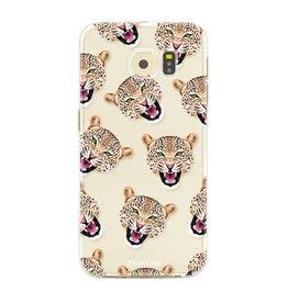 FOONCASE Samsung Galaxy S6 - Cheeky Leopard