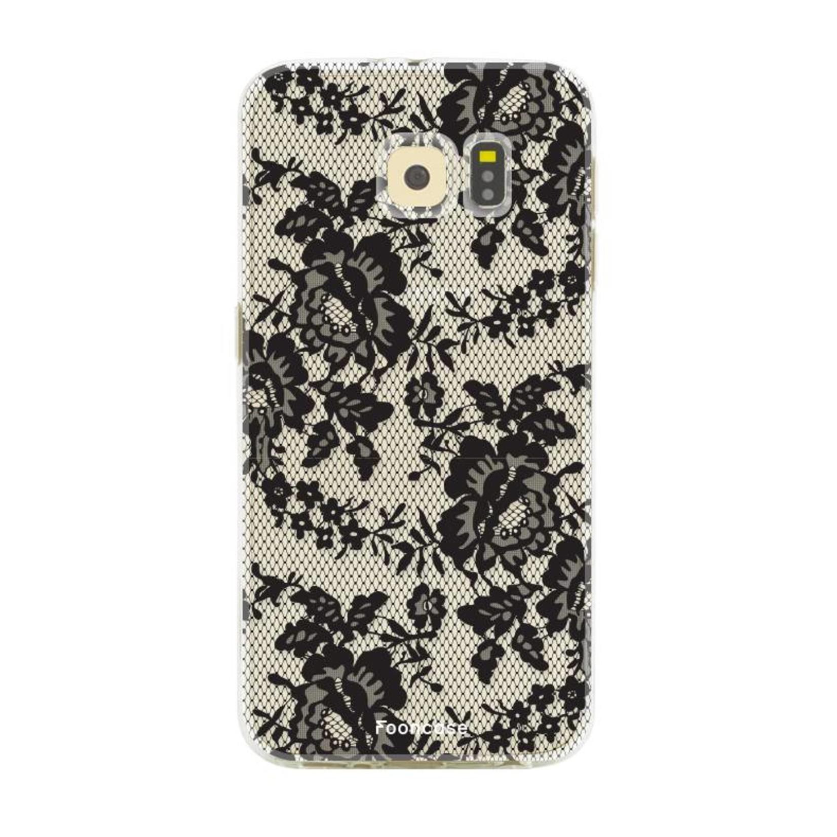 FOONCASE Samsung Galaxy S6 Handyhülle - Secret