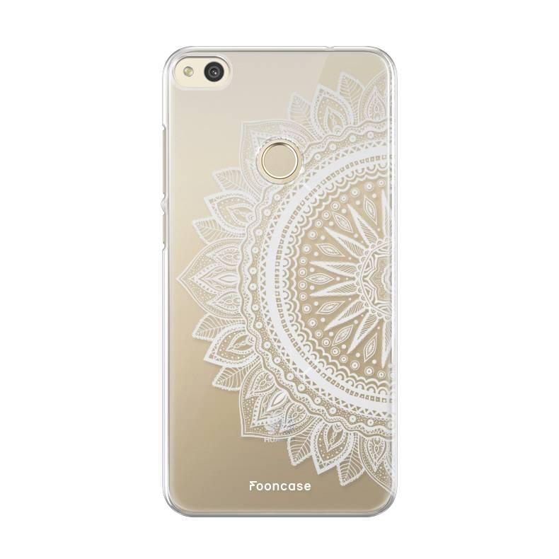 FOONCASE Huawei P8 Lite 2017 Handyhülle - Mandala