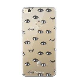 FOONCASE Huawei P8 Lite - Eyes