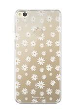 FOONCASE Huawei P8 Lite 2017 Handyhülle - Gänseblümchen