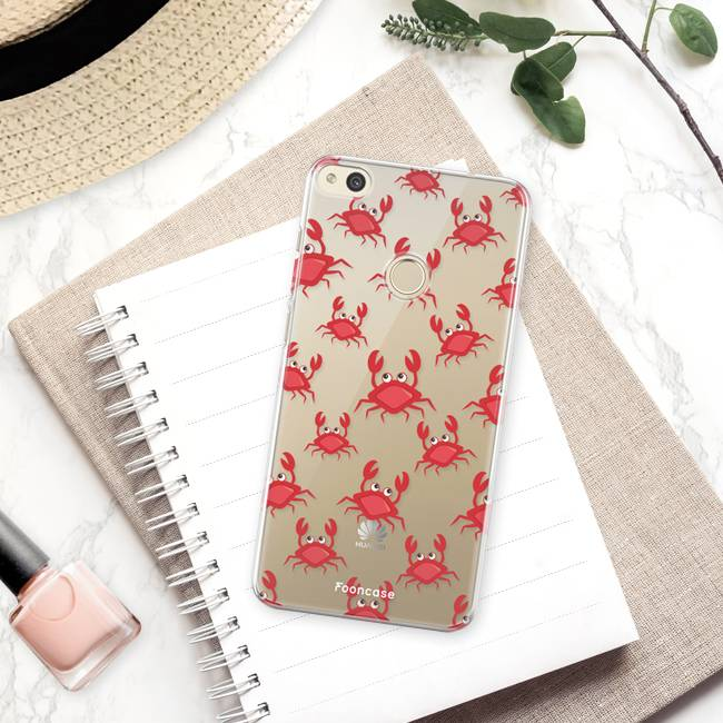Huawei Huawei P8 Lite Handyhülle - Krabben