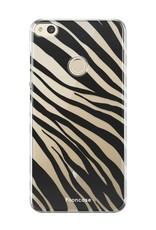 Huawei Huawei P8 Lite Handyhülle - Zebra
