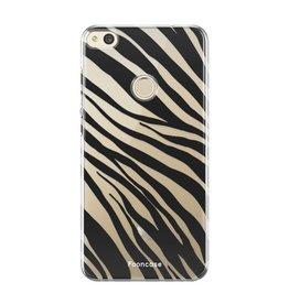 FOONCASE Huawei P8 Lite - Zebra