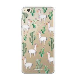 FOONCASE Huawei P8 Lite 2017 - Alpaca
