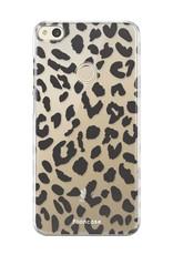 FOONCASE Huawei P8 Lite 2017 Case - Leopard